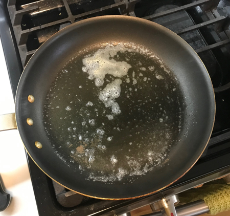 Greek Garlic Lemon Potatoes - Butter Melted