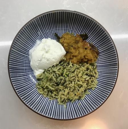 Menti Pappu - Served