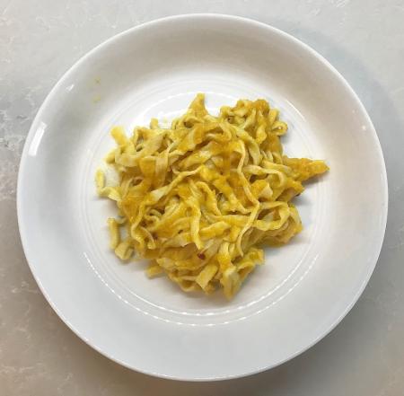 KAF Pasta - Served