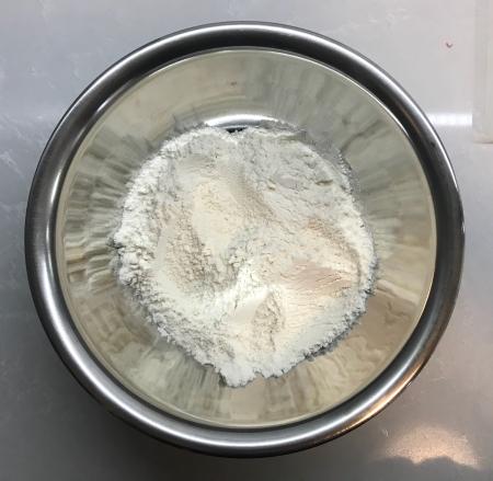 Strawberry Cobbler-flour