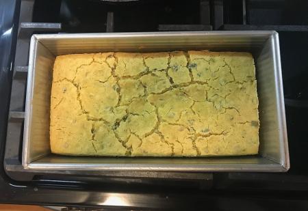 Poilane Corn Flour Bread - Baked