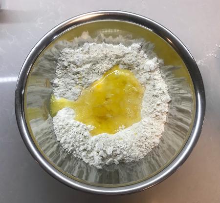 KAF Pasta - Flour Well