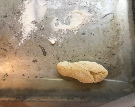 KAF Pasta - Dough Piece Cut for Rolling
