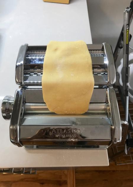 KAF Pasta - Dough Rolling Thinner