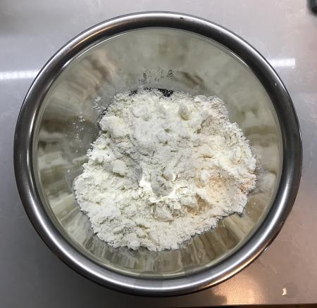 Strawberrycobbler-flourandbuttercombined