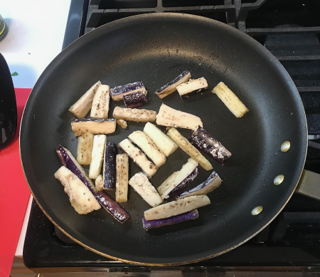 Fuchsia Dunlop - Cornstarched Eggplant Cooking