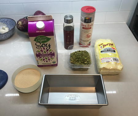 Poilane Corn Flour Bread - Ingredients