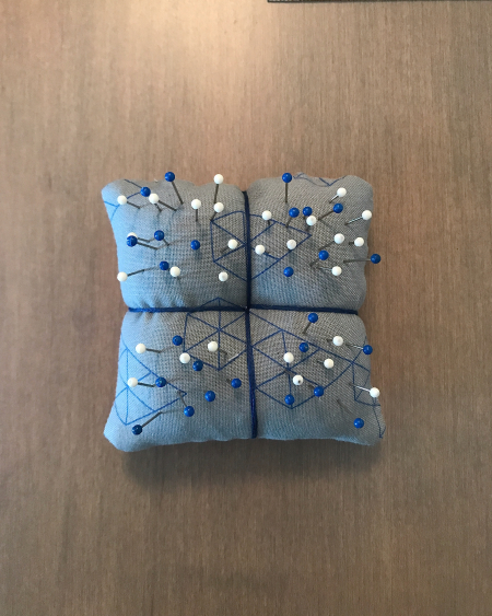 Pin Cushion - First Completed