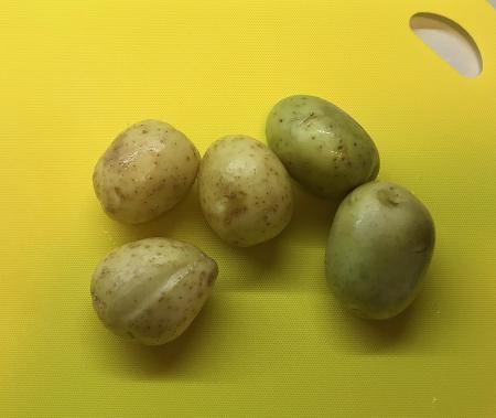 Dishoom Aloo Sabzi - Potatoes Whole