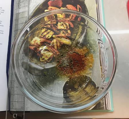 Paneer Achari - Dried Spices