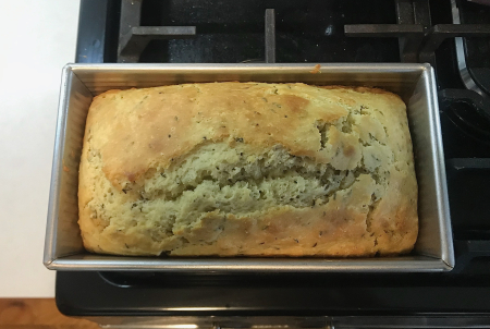 Soda Bread - Baked
