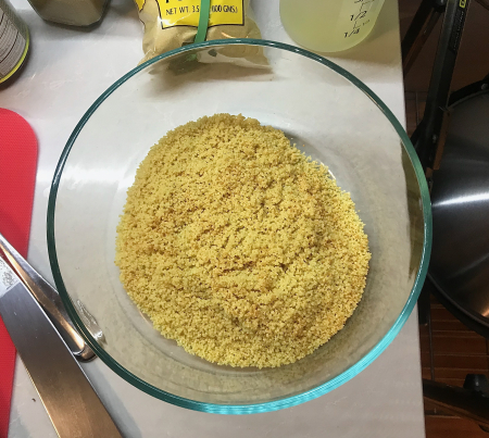 Couscous - Toasted