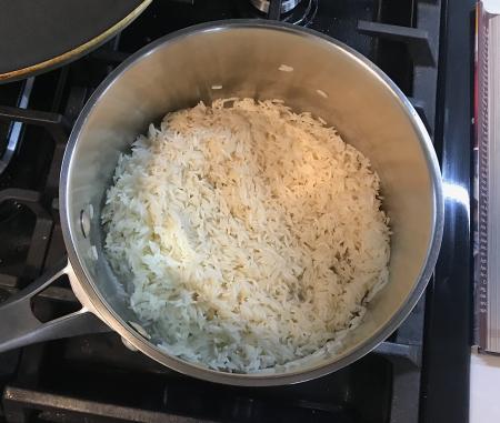 Arroz Verde - Rice PreCooking