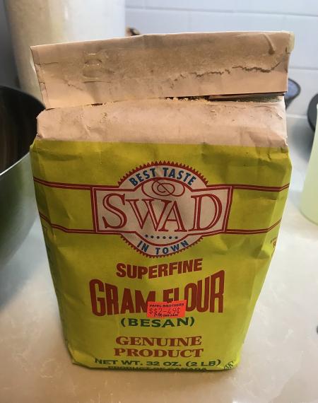 Buffalo Cauliflower - Besan Flour